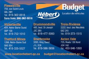 Groupe Hébert Location Budget